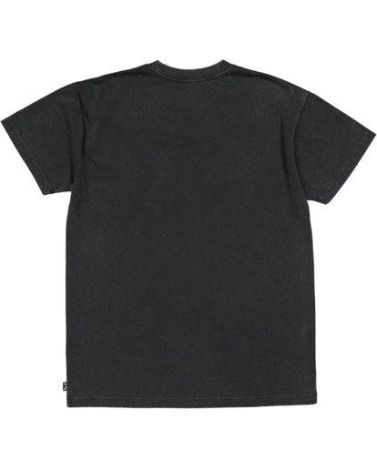 5 Crossed Up Short Sleeve Tee Black 9513022 Billabong