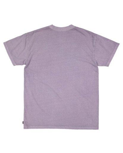 5 Cone Warp Short Sleeve Tee Purple 9513024 Billabong