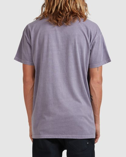 2 Cone Warp Short Sleeve Tee Purple 9513024 Billabong