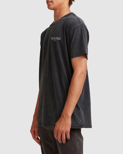 1 Free Rider Short Sleeve Tee Black 9513025 Billabong