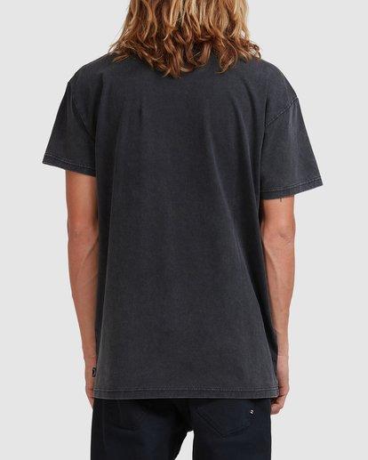 2 Main Street Short Sleeve Tee Black 9513026 Billabong