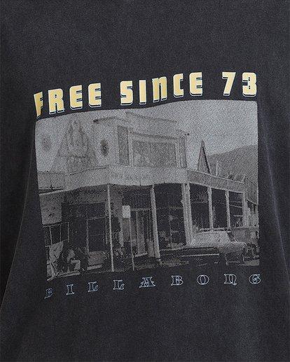 3 Main Street Short Sleeve Tee Black 9513026 Billabong