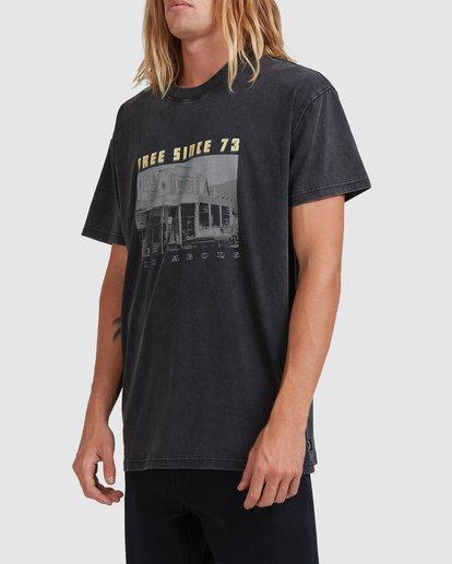 1 Main Street Short Sleeve Tee Black 9513026 Billabong