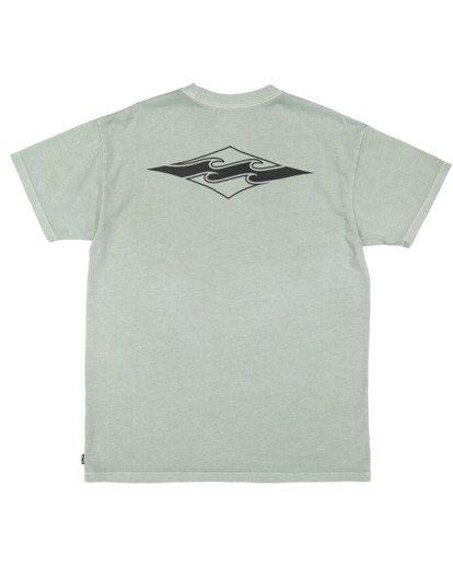 5 Core Diamond Short Sleeve Tee Camo 9513027 Billabong