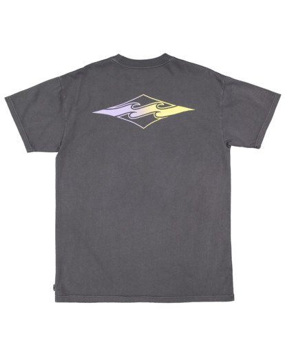 5 Core Diamond Short Sleeve Tee Black 9513027 Billabong