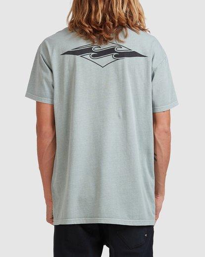 2 Core Diamond Short Sleeve Tee Camo 9513027 Billabong