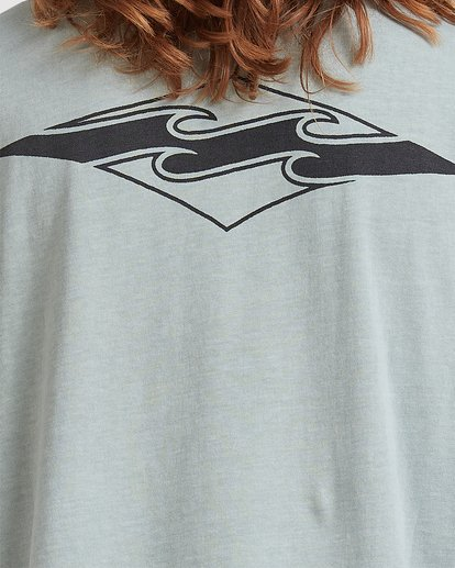 3 Core Diamond Short Sleeve Tee Camo 9513027 Billabong