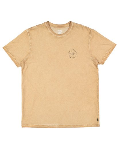 4 Big Donny Short Sleeve Tee Green 9513031 Billabong