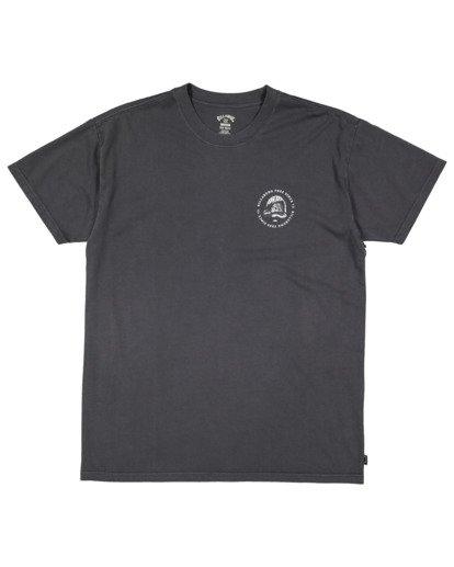4 Sunken City Short Sleeve Tee Black 9513032 Billabong