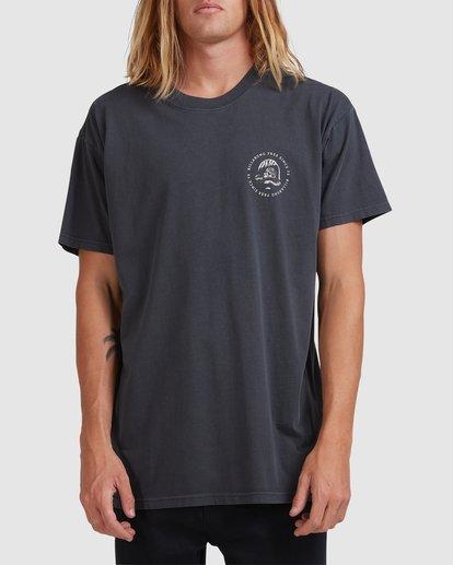0 Sunken City Short Sleeve Tee Black 9513032 Billabong