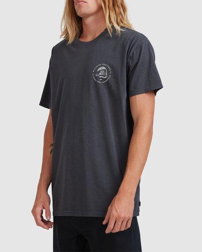 1 Sunken City Short Sleeve Tee Black 9513032 Billabong