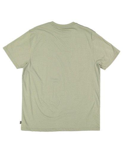 5 Smitty Short Sleeve Tee Green 9513041 Billabong