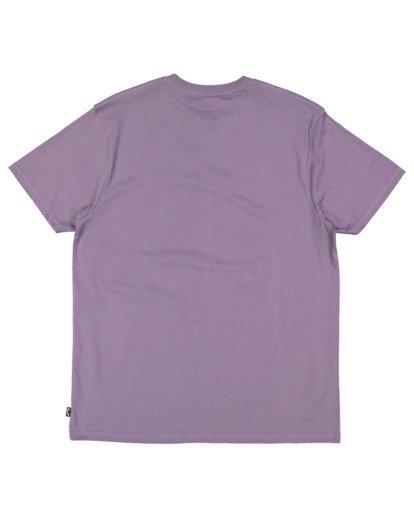 5 Smitty Short Sleeve Tee Purple 9513041 Billabong