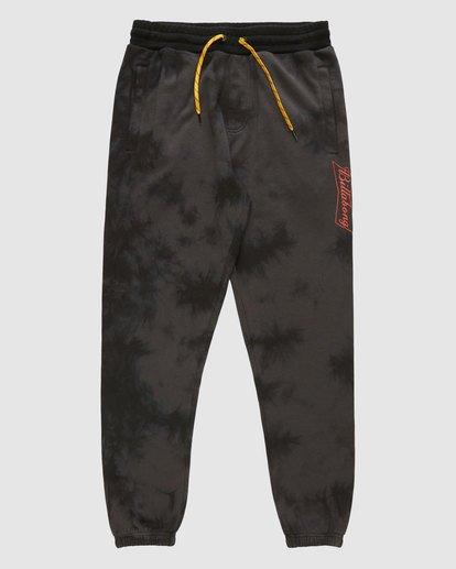5 Budweiser Bow Sweatpants Black 9513301 Billabong