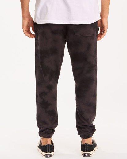 2 Budweiser Bow Sweatpants Black 9513301 Billabong