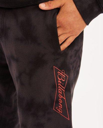3 Budweiser Bow Sweatpants Black 9513301 Billabong