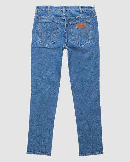 11 Wrangler 73 Hemp Jeans Blue 9513360 Billabong