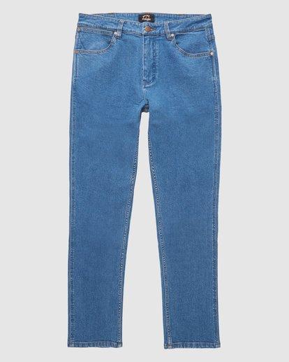 10 Wrangler 73 Hemp Jeans Blue 9513360 Billabong