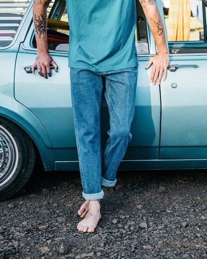1 Wrangler 73 Hemp Jeans Blue 9513360 Billabong