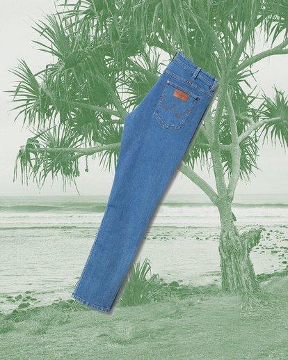 2 Wrangler 73 Hemp Jeans Blue 9513360 Billabong