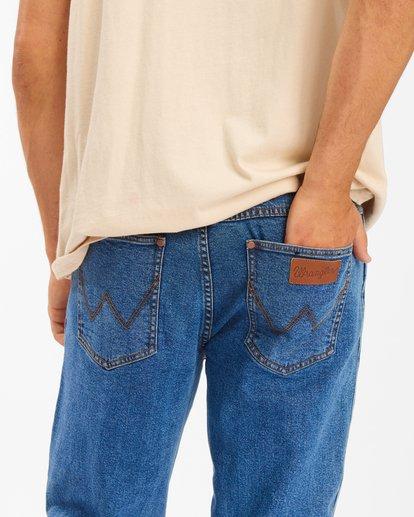 8 Wrangler 73 Hemp Jeans Blue 9513360 Billabong