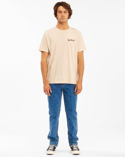 9 Wrangler 73 Hemp Jeans Blue 9513360 Billabong