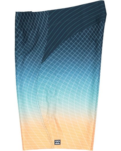 3 Fluid Pro Boardshorts Brown 9513413 Billabong