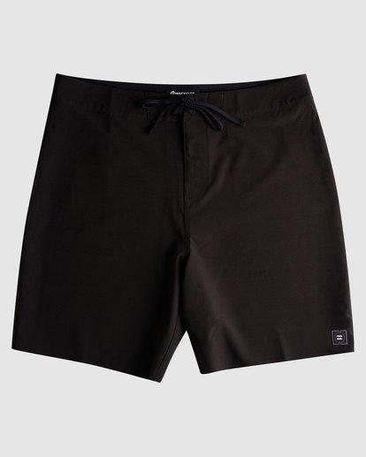 0 All Day Eco Pro Boardshorts Black 9513417 Billabong