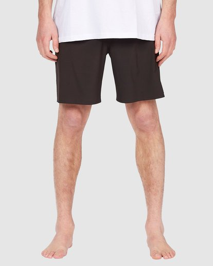2 All Day Eco Pro Boardshorts Black 9513417 Billabong