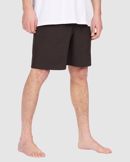 4 All Day Eco Pro Boardshorts Black 9513417 Billabong
