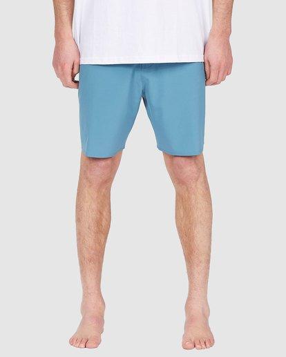 2 All Day Eco Pro Boardshorts Blue 9513417 Billabong