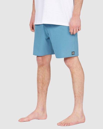 3 All Day Eco Pro Boardshorts Blue 9513417 Billabong