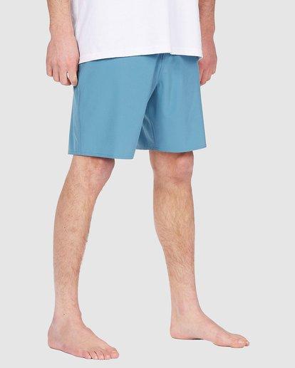 4 All Day Eco Pro Boardshorts Blue 9513417 Billabong