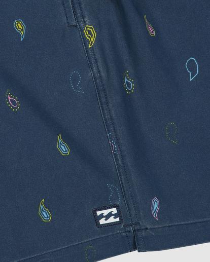 6 Sundays Layback Boardshorts Blue 9513425 Billabong