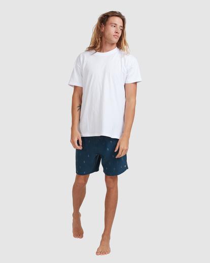 11 Sundays Layback Boardshorts Blue 9513425 Billabong
