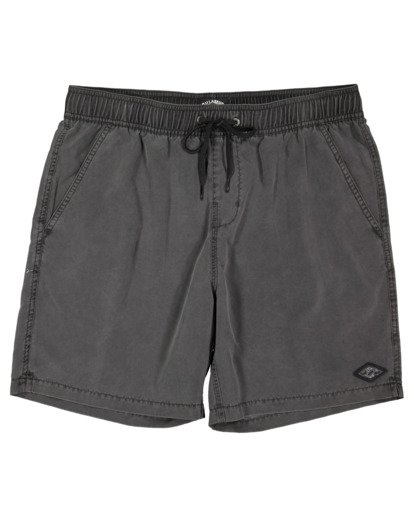 0 All Day Overdye Layback Boardshorts Black 9513452 Billabong