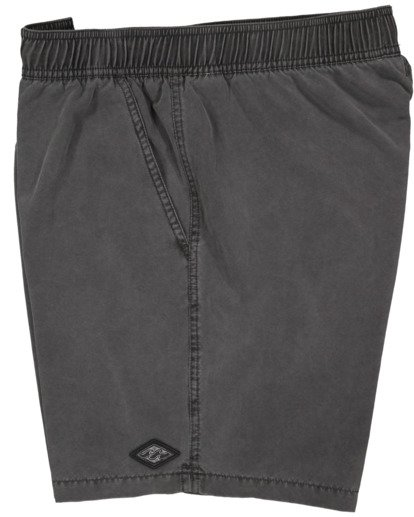 3 All Day Overdye Layback Boardshorts Black 9513452 Billabong