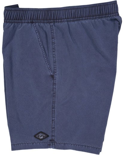 3 All Day Overdye Layback Boardshorts Blue 9513452 Billabong