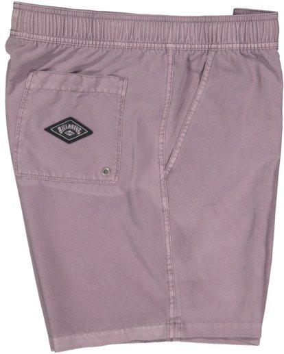 2 All Day Overdye Layback Boardshorts Purple 9513452 Billabong