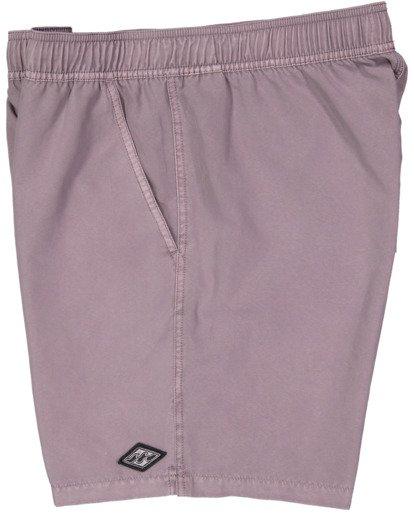 3 All Day Overdye Layback Boardshorts Purple 9513452 Billabong