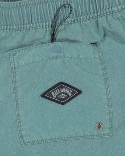 5 All Day Overdye Layback Boardshorts Blue 9513452 Billabong