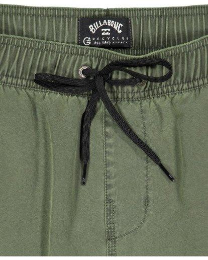 4 All Day Overdye Layback Boardshorts Green 9513452 Billabong