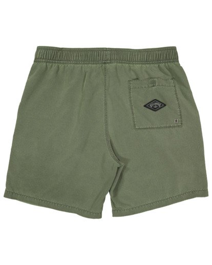 1 All Day Overdye Layback Boardshorts Green 9513452 Billabong