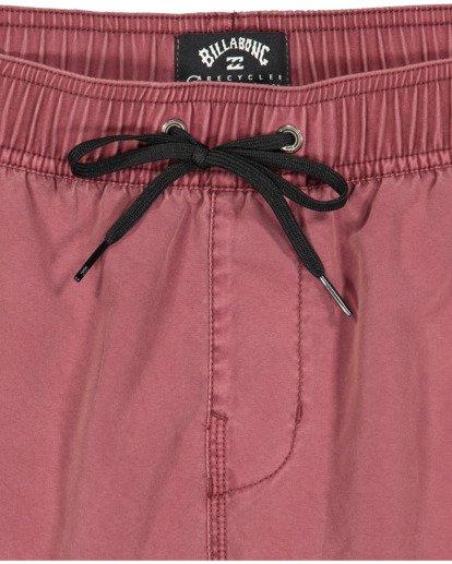 4 All Day Overdye Layback Boardshorts Pink 9513452 Billabong