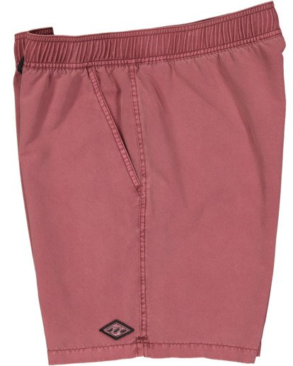 3 All Day Overdye Layback Boardshorts Pink 9513452 Billabong