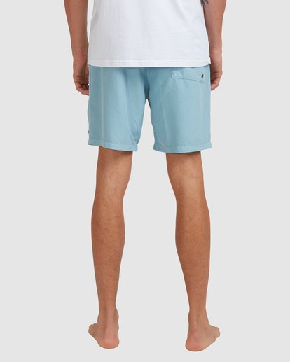 9 All Day Overdye Layback Boardshorts Blue 9513452 Billabong