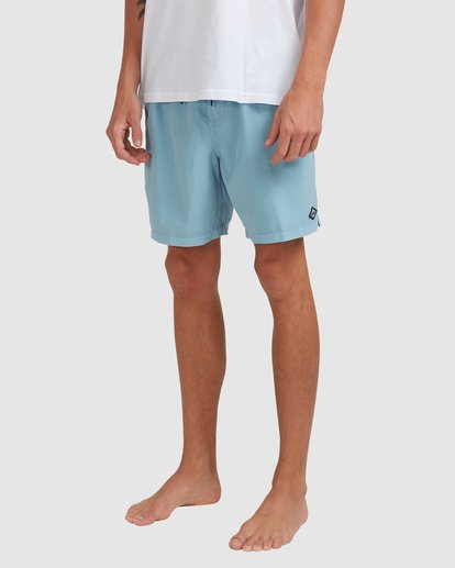 8 All Day Overdye Layback Boardshorts Blue 9513452 Billabong