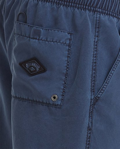10 All Day Overdye Layback Boardshorts Blue 9513452 Billabong