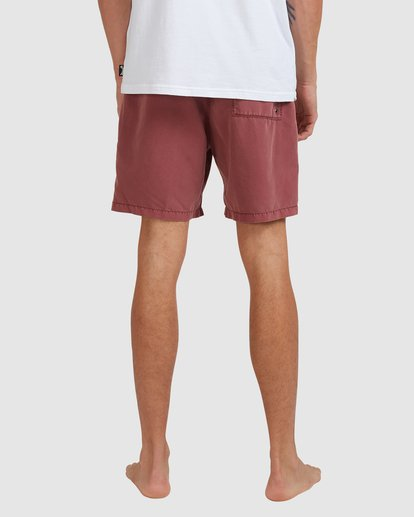 9 All Day Overdye Layback Boardshorts Pink 9513452 Billabong