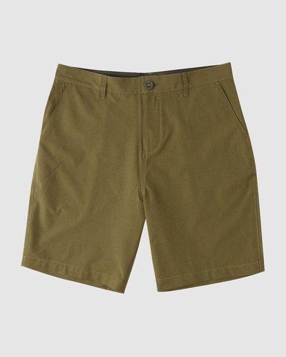 0 Surftrek Transport Shorts Green 9513455 Billabong